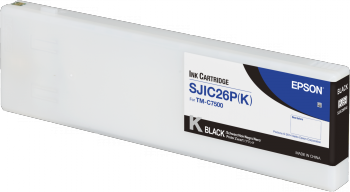 SJIC26P(K): INK CARTRIDGE (BLACK)
