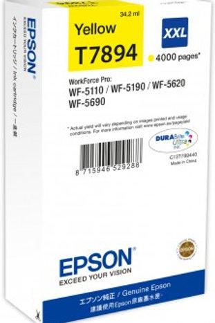 דיו צהוב למדפסת אפסון T7894 EPSON