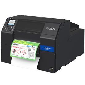 מדפסת מדבקות ColorWorks C6500 EPSON