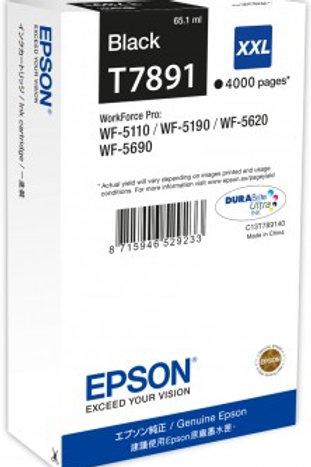 דיו שחור למדפסת אפסון T7891 EPSON