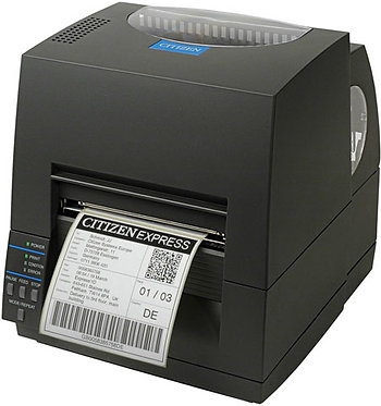 מדפסת מדבקות / ברקודים משרדית CITIZEN CL-S621