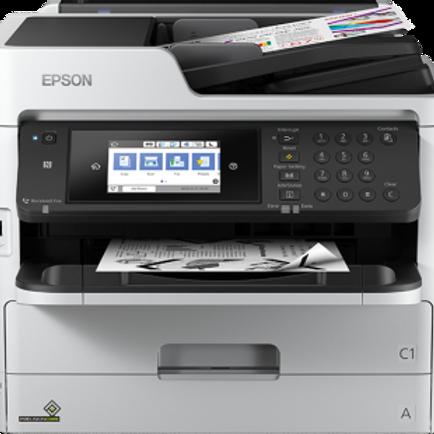 Epson WORKFORCE PRO WF-C5710DWF SERIES