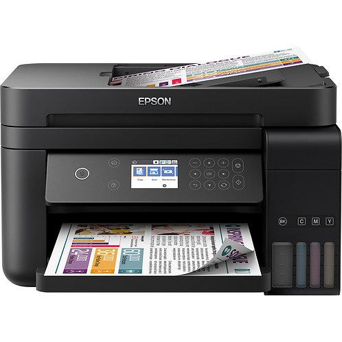 מדפסת הזרקת דיו משולבת EcoTank ITS L6170 EPSON