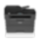 מדפסת לייזר משולבת שחור לבן