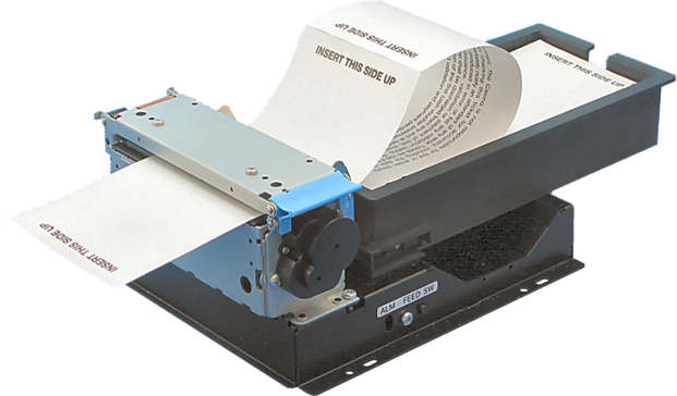מדפסת קיוסק טרמית לנייר FANFOLD NP-3512D / NP3513D