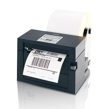 מדפסת מדבקות / כרטיסים CITIZEN CL-S400 DT