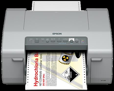 מדפסת מדבקות ColorWorks C831 EPSON
