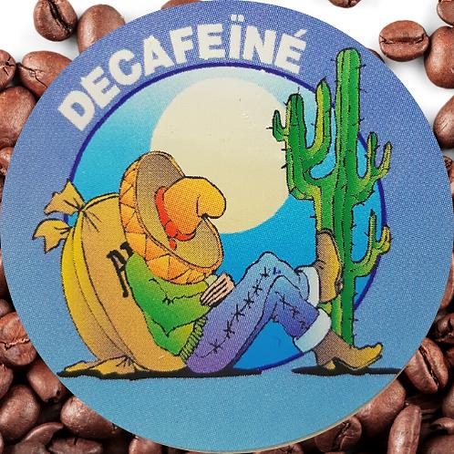 Café de Colombie décaféiné