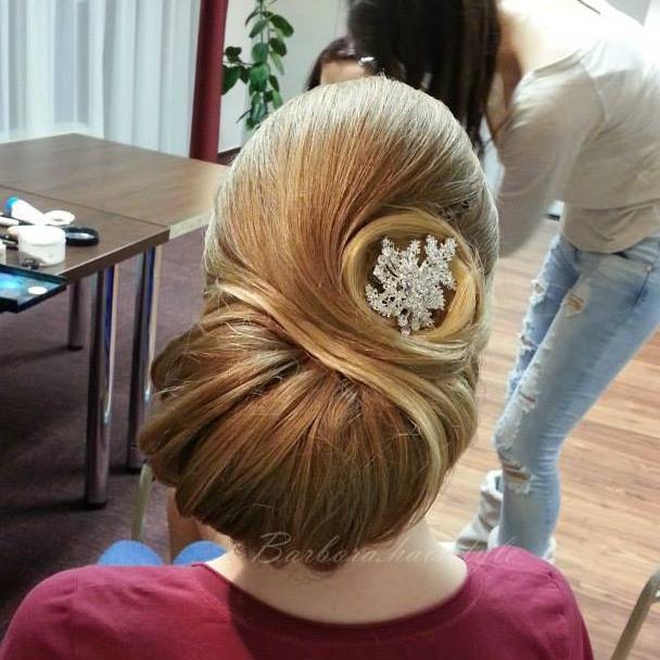 Spoločenský účes, Christo hair&beauty