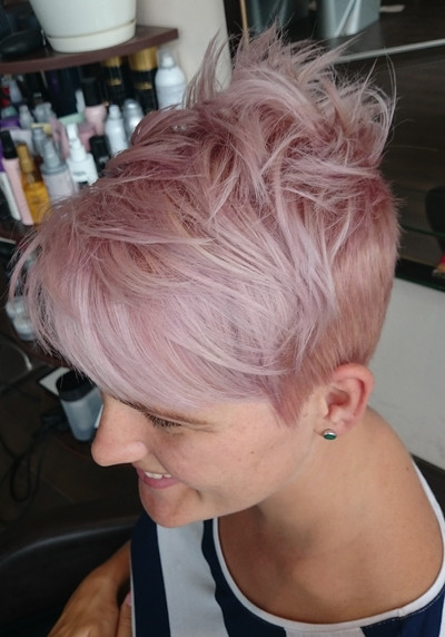 Pastel Pink, pastelová ružová farba