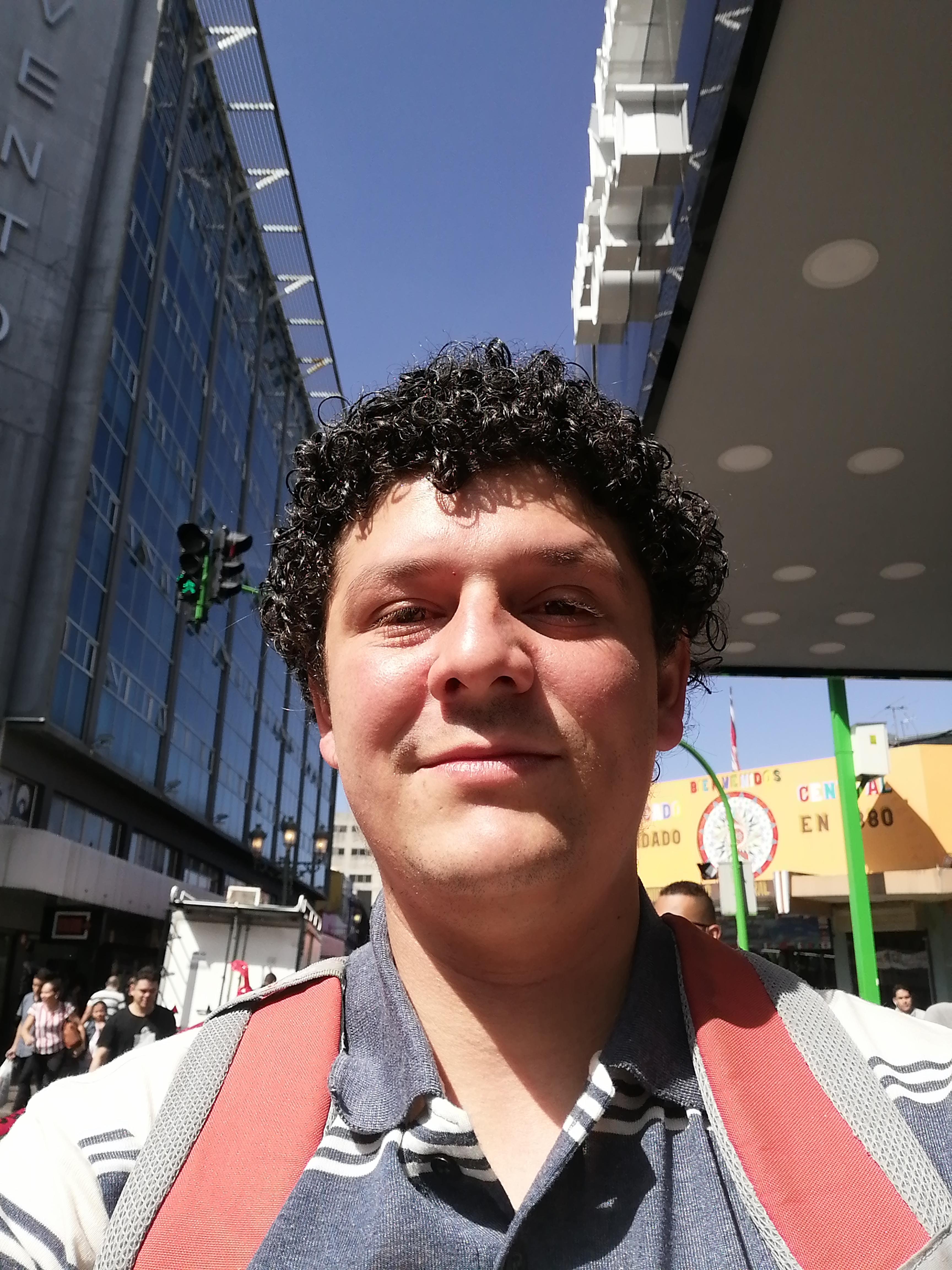 Randall Astorga Agüero