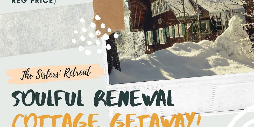 Soulful Renewal: Cottage Getaway