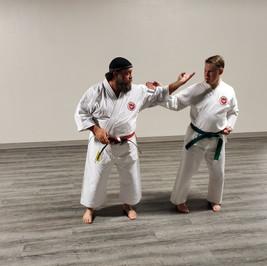 2021-03-16 Karate Trial Class