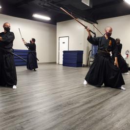 2021-03-18 Iaijutsu Trial Class