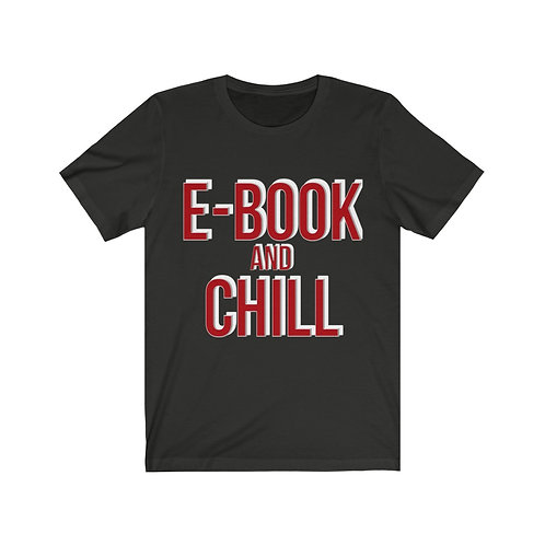 Ebook & Chill- Black