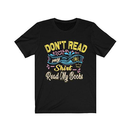 Read My Books Tee