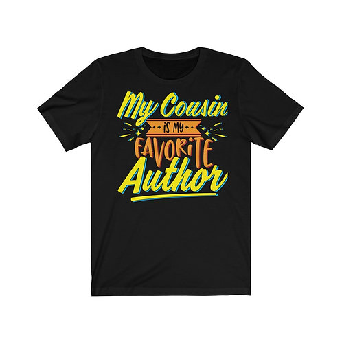 Cousin Favorite Author