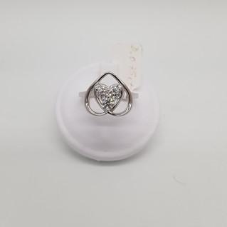 Anello oro 750°/°°. Diamanti 0,75 carati. Euro 1.350 - sconto 20% = Euro 1.080
