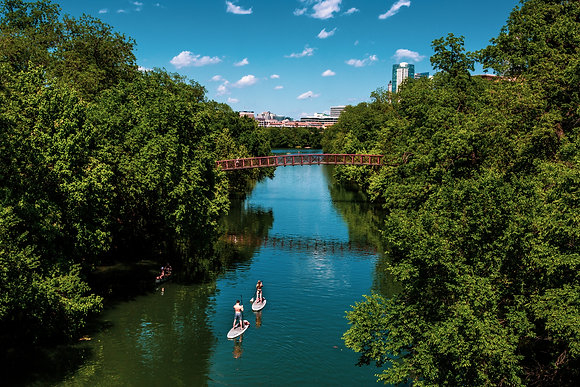 Zilker Bridges