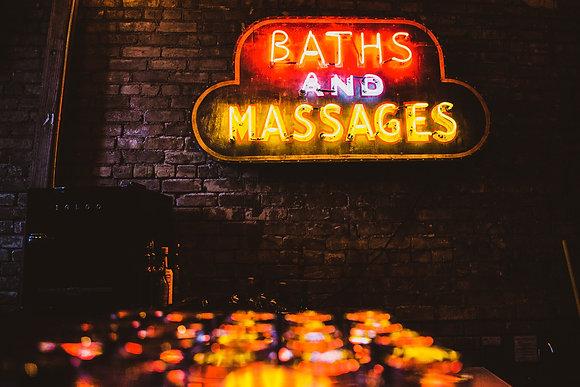 Bath & Massages