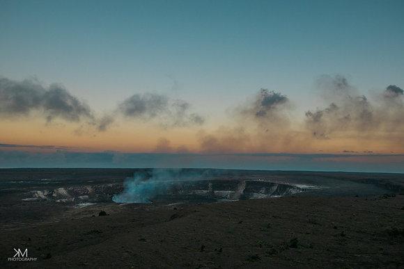 Halema'uma'u Volcano