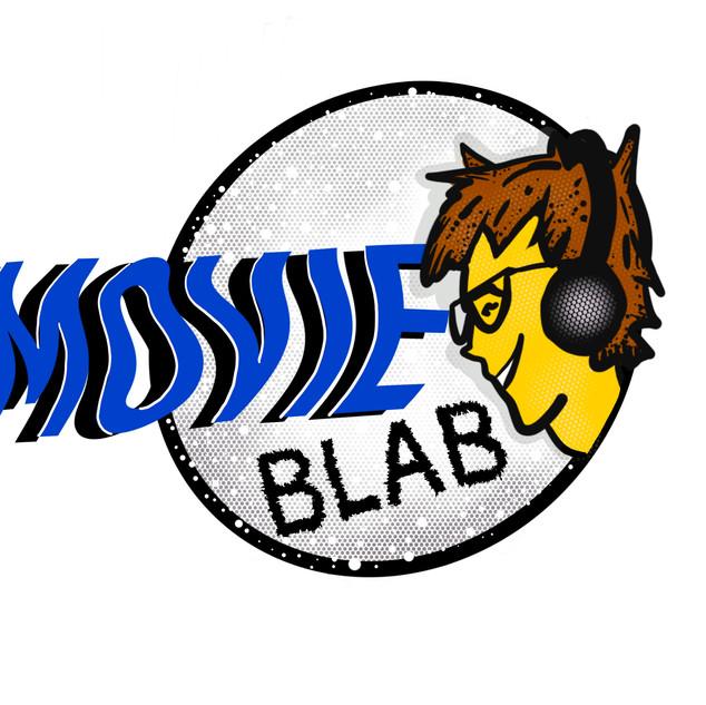 Movie Blab Podcast Logo