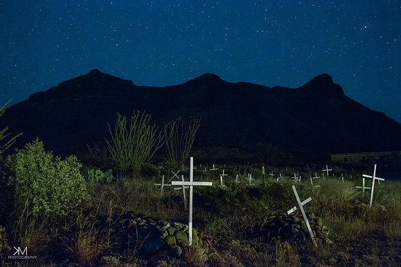 West Texas Graveyard