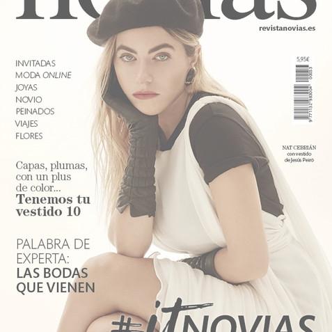 Novias Magazine Cover