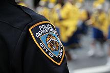 Parche de policía