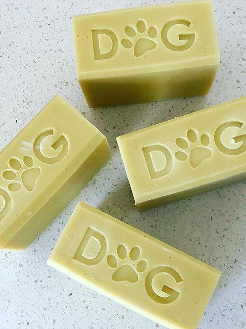 DOG WASH Natural Soap Bar