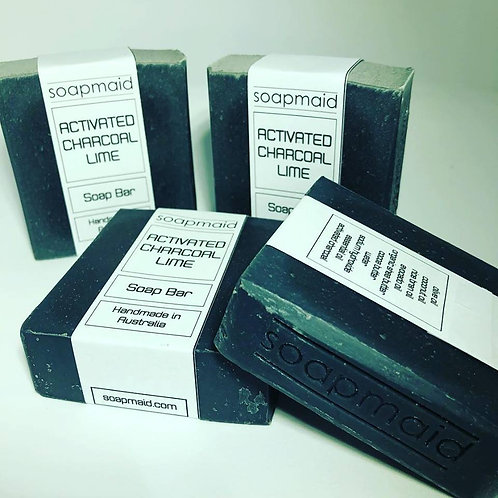 ACTIVATED CHARCOAL LIME