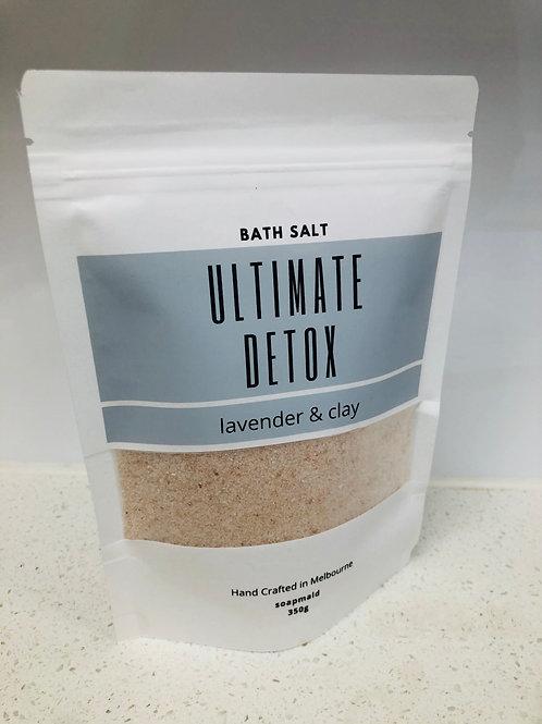 ULTIMATE DETOX BATH SALT