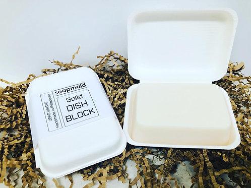 SOLID DISH BLOCK Zero Waste
