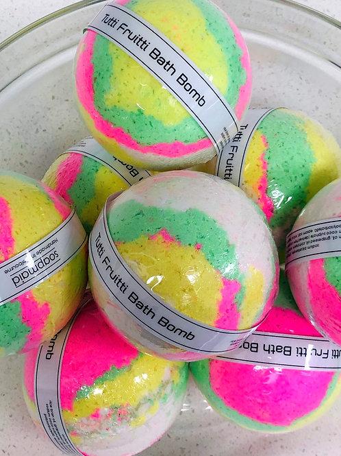 Tutti Fruitti Bath Bomb