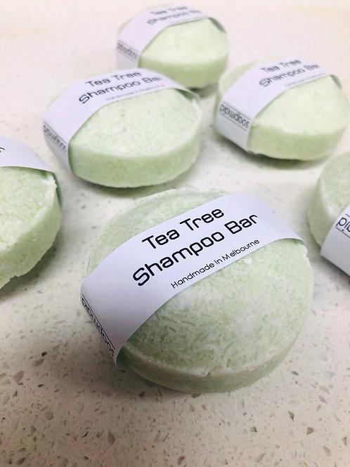 Tea Tree Shampoo Bar