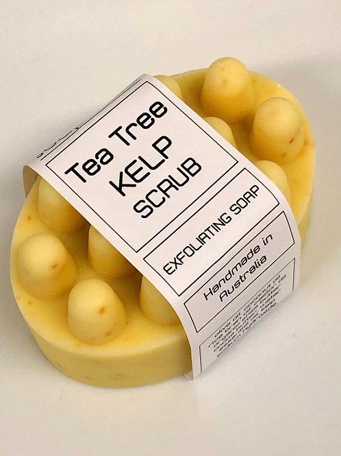 Tea Tree & Kelp Soap Scrub