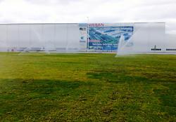 Irrigación, Floriade SMA