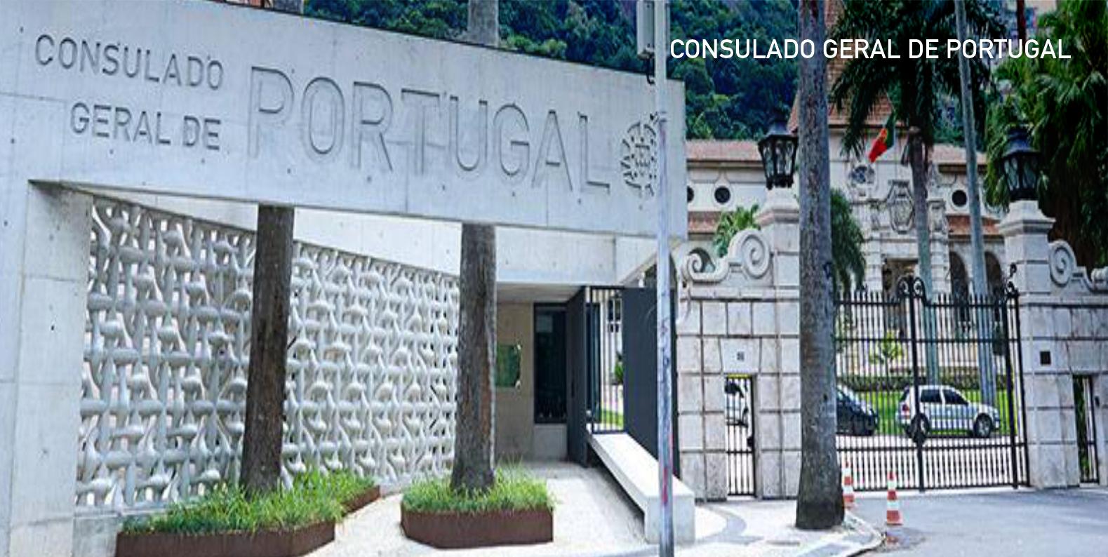 CONSULADO GERAL DE PORTUGAL