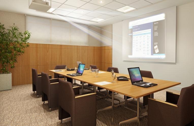 Projeto Sala de Reuniões