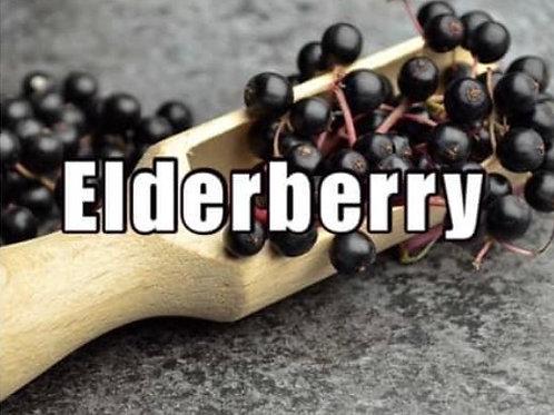 Elderberry Infused Seamoss (8 oz.)