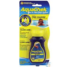 Aquacheck Strips Chlorine