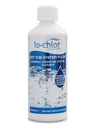 Lo-Chlor Hot Tub Flush 500ml