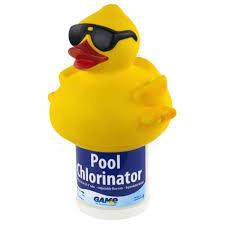 Pool Chlorinator - Duck