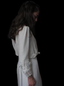 La Poesie Gabrielle Silk Jacket