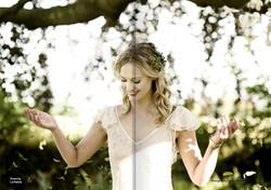 Cecile in the bride guide mag