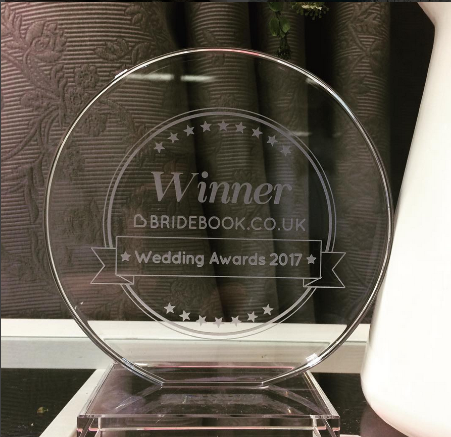 Heart Aflutter Bridal Studio Award