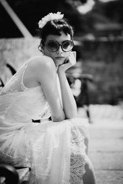 La Poesie Isabelle Lace WeddingDress