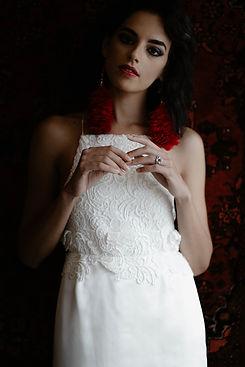 Silk Wedding Dresses London La Poesie Bridal