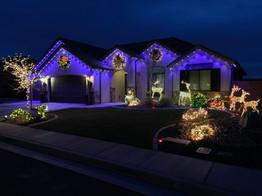 Custom Holiday Lights