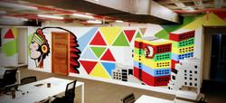 grafiti escritorio galeria page